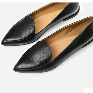 Everlane The Modern Point Loafer/Flats